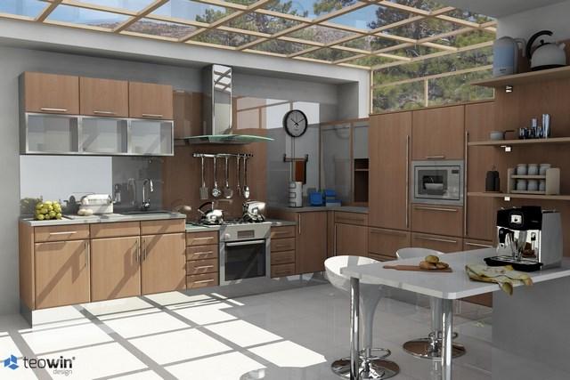 Teowin logiciel d 39 agencement for Logiciel agencement cuisine